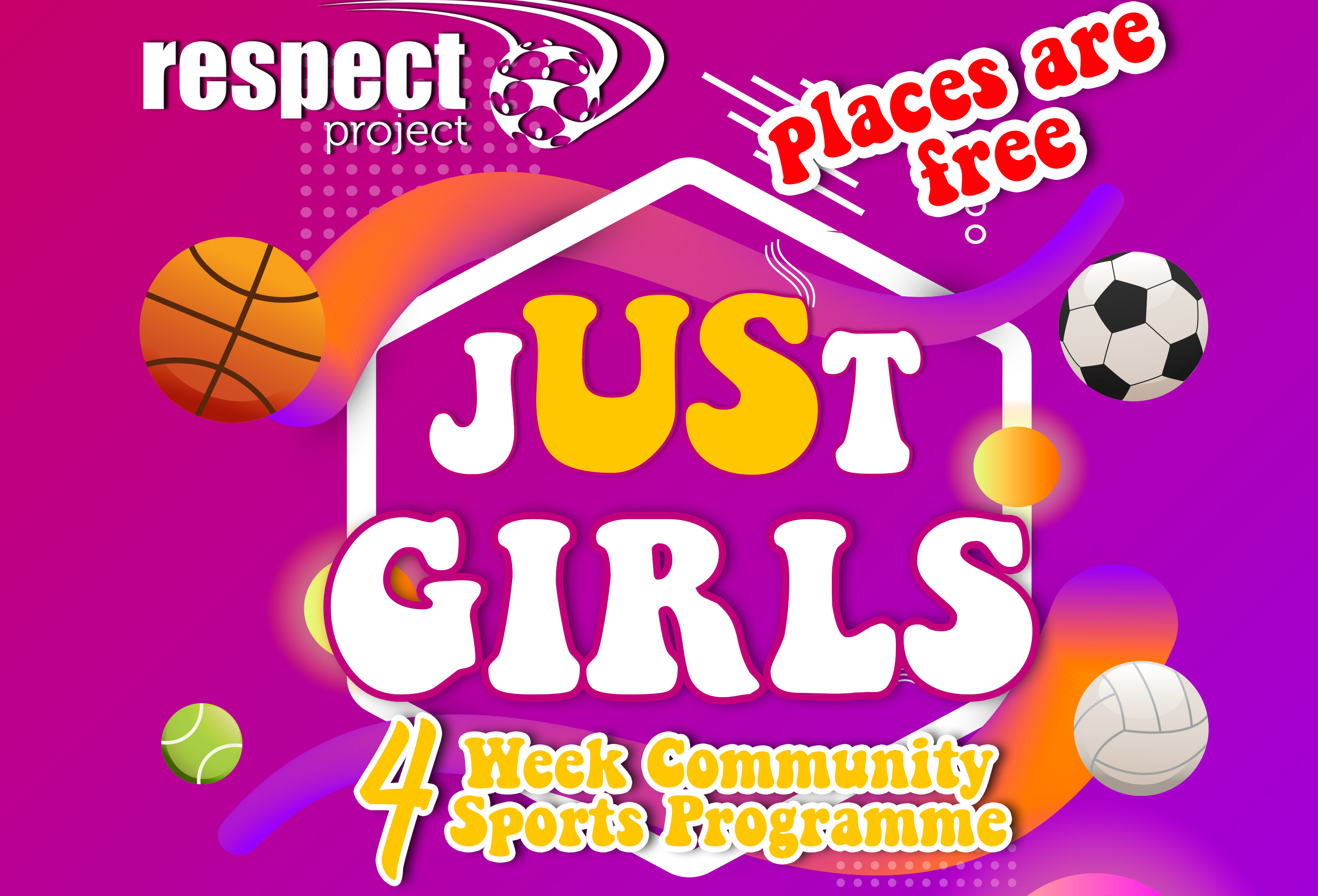 Just Us Girls Programme